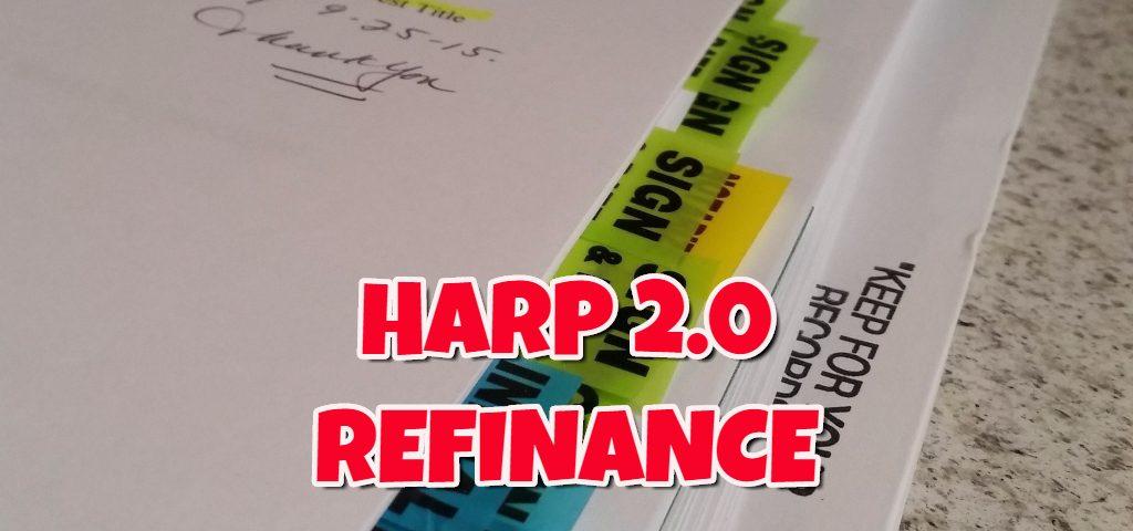HARP 2 Refinance
