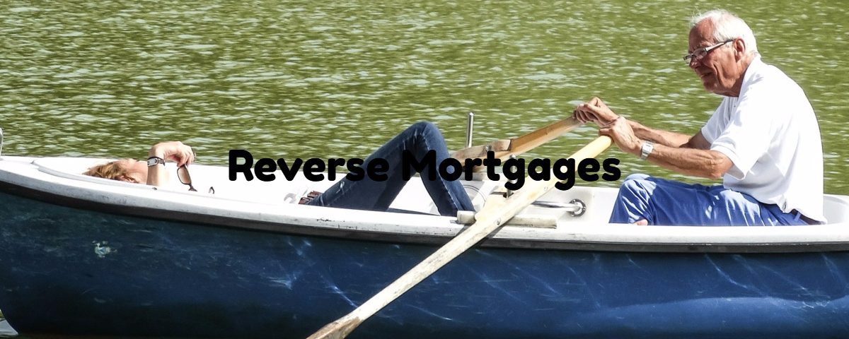 FHA Reverse Mortgages