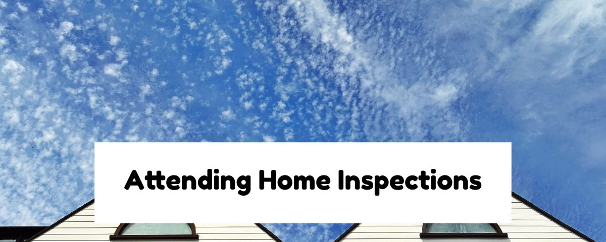 Attending Home Inspections