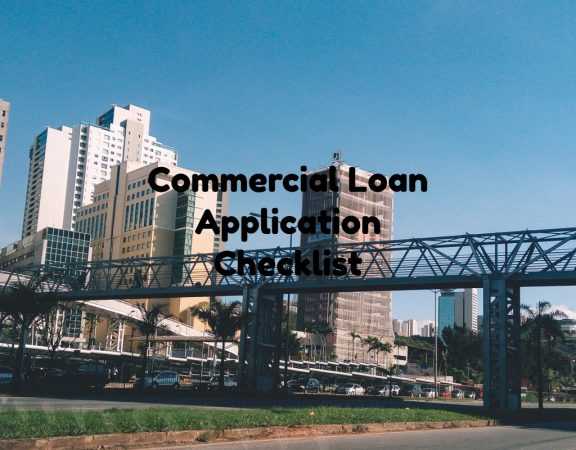 Commercial Loan Application Checklist