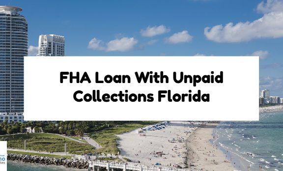 FHA Loan With Unpaid Collections