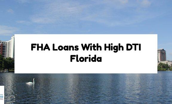 FHA Loans With High DTI