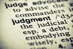 Judgments and Tax Liens