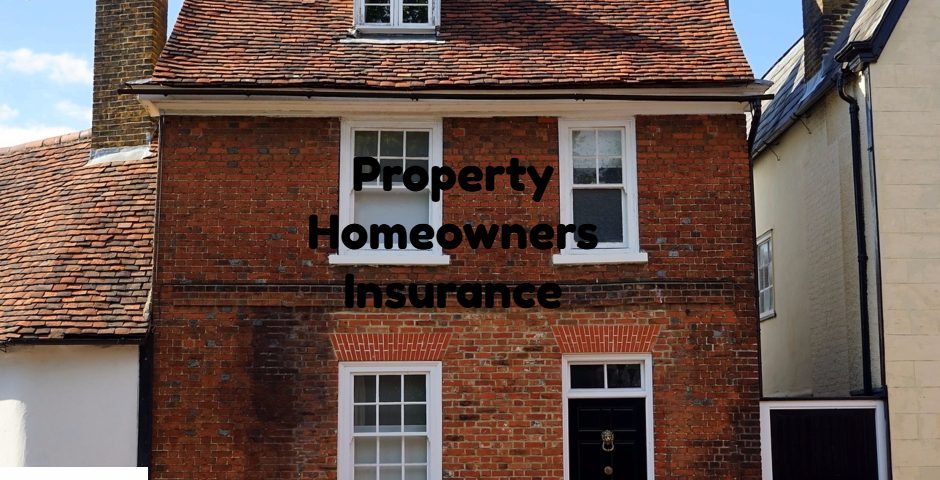 Property Homeowners Insurance