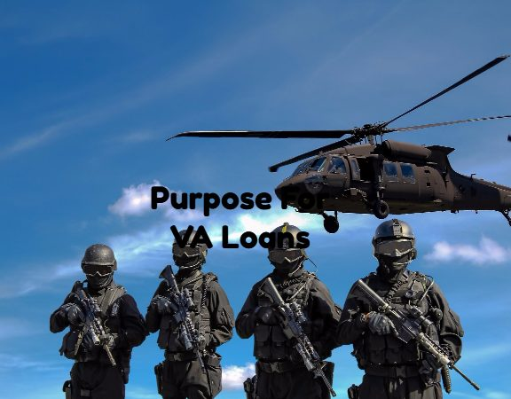 Purpose For VA Loans