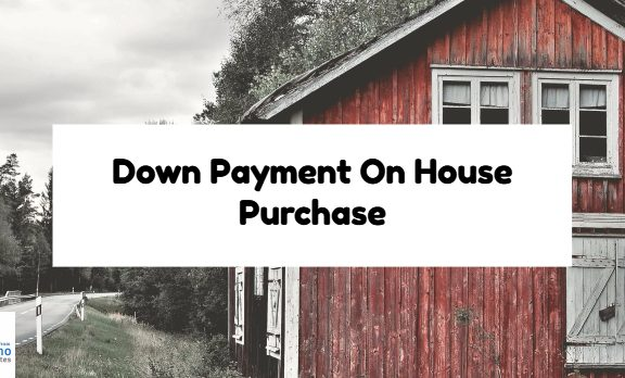 Down Payment On House Purchase