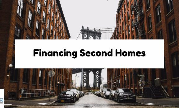 Financing Second Homes
