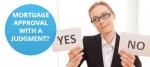 Judgments and Bad Credit Mortgage Loans