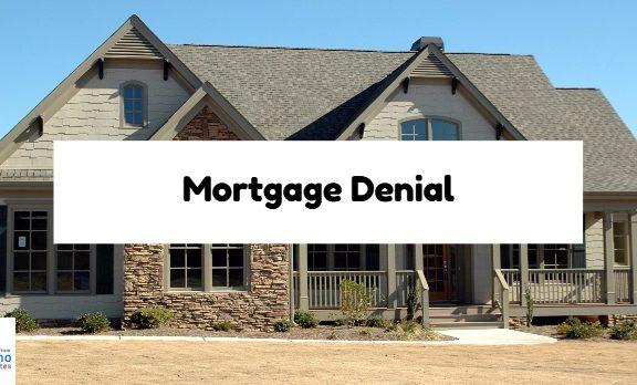 Mortgage Denial