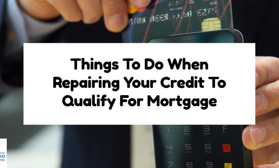Things To Avoid When Repairing Your Credit