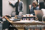 Accuracy On Credit Report