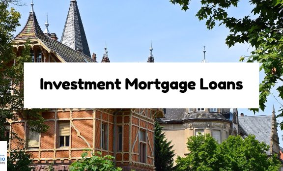 Mortgage Loans For Investment Homes