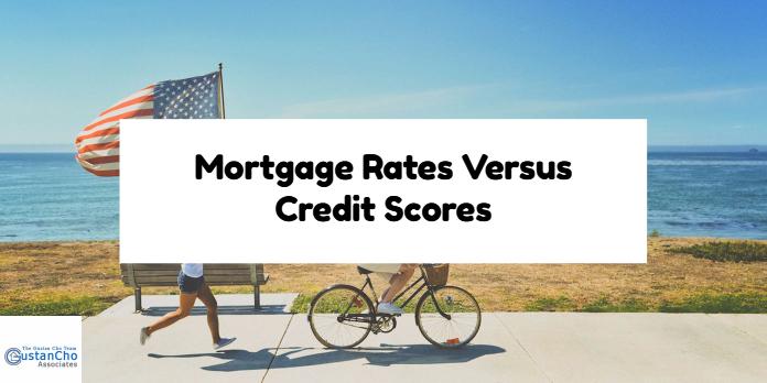 Mortgage Rates Versus Credit Scores