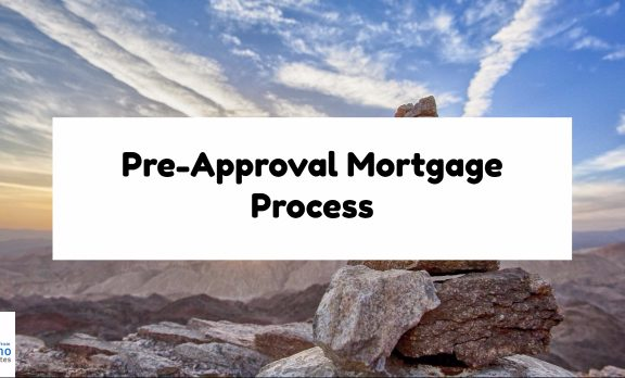 Pre-Approval Mortgage Process