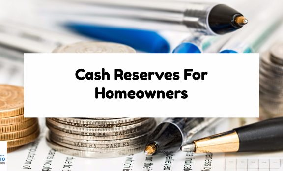 Cash Reserves For Homeowners