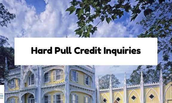 Hard Pull Credit Inquiries