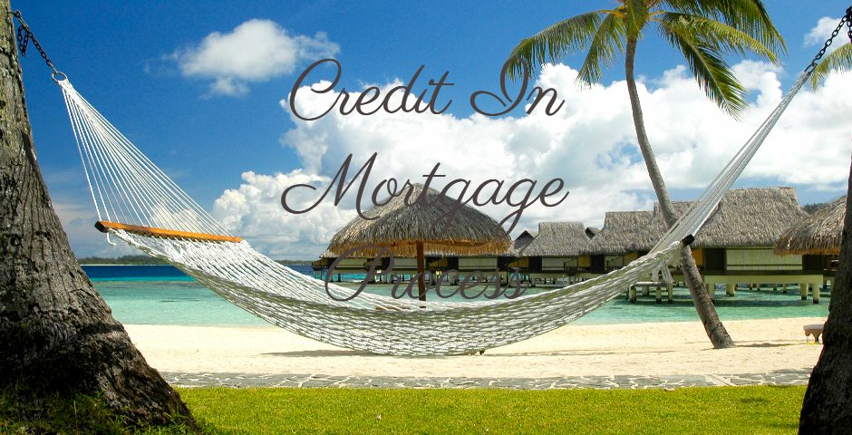 Credit In Mortgage Process