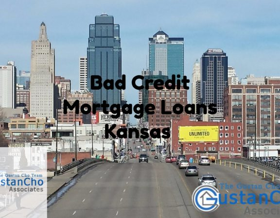 Bad Credit Mortgage Loans Kansas