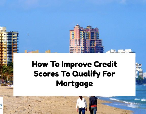 How To Improve Your Credit Scores