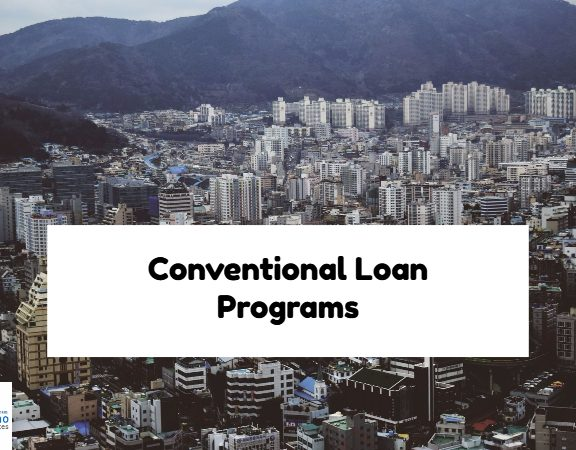 Conventional Loan Programs