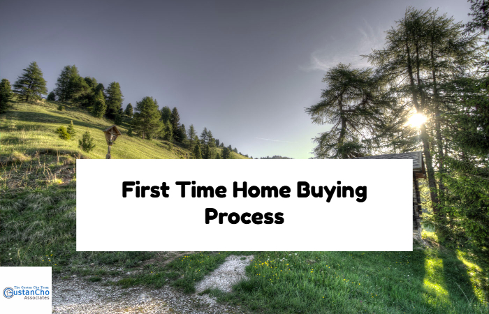 First Time Home Buying Process