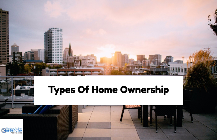 Types Of Home Ownership