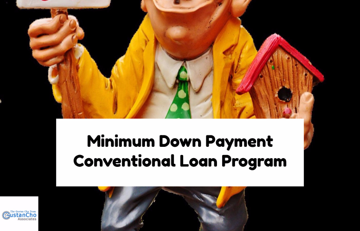 Minimum Down Payment Conventional Mortgage Loan Program