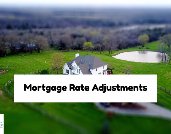 Mortgage Rate Adjustments