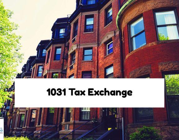 1031 Tax Exchange