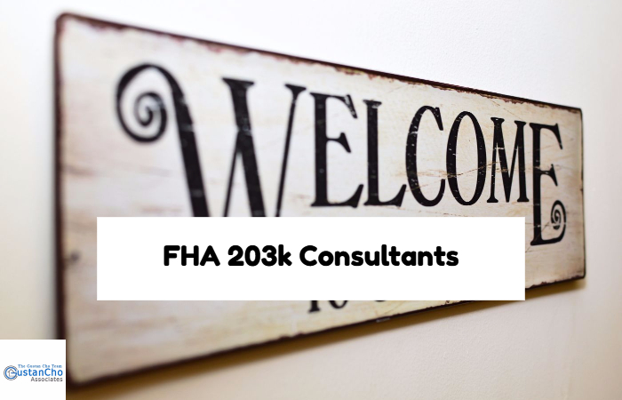 FHA 203k Loan Consultants