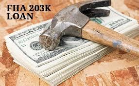 FHA 203k Mortgage Loan