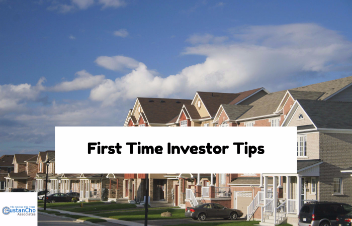 First Time Investor Tips
