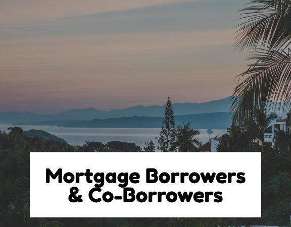 Mortgage Borrowers