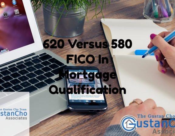 620 FICO Versus 580 FICO In Mortgage Qualification