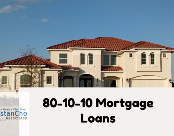 80-10-10 Mortgage Loans
