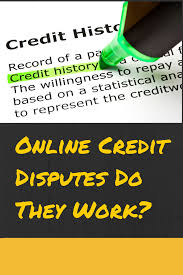 Credit Dispute During Mortgage Process
