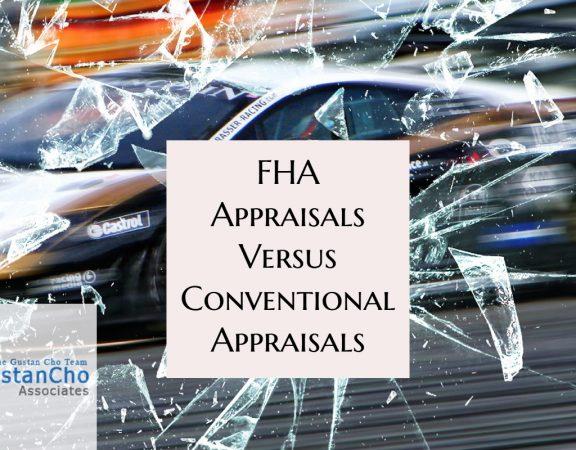 FHA Appraisals Versus Conventional Appraisals