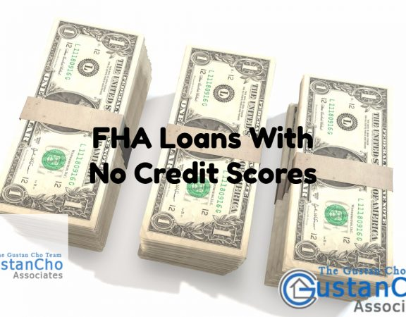 FHA Loans With No Credit Scores
