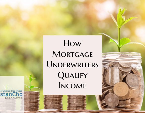 How Mortgage Underwriters Qualify Income