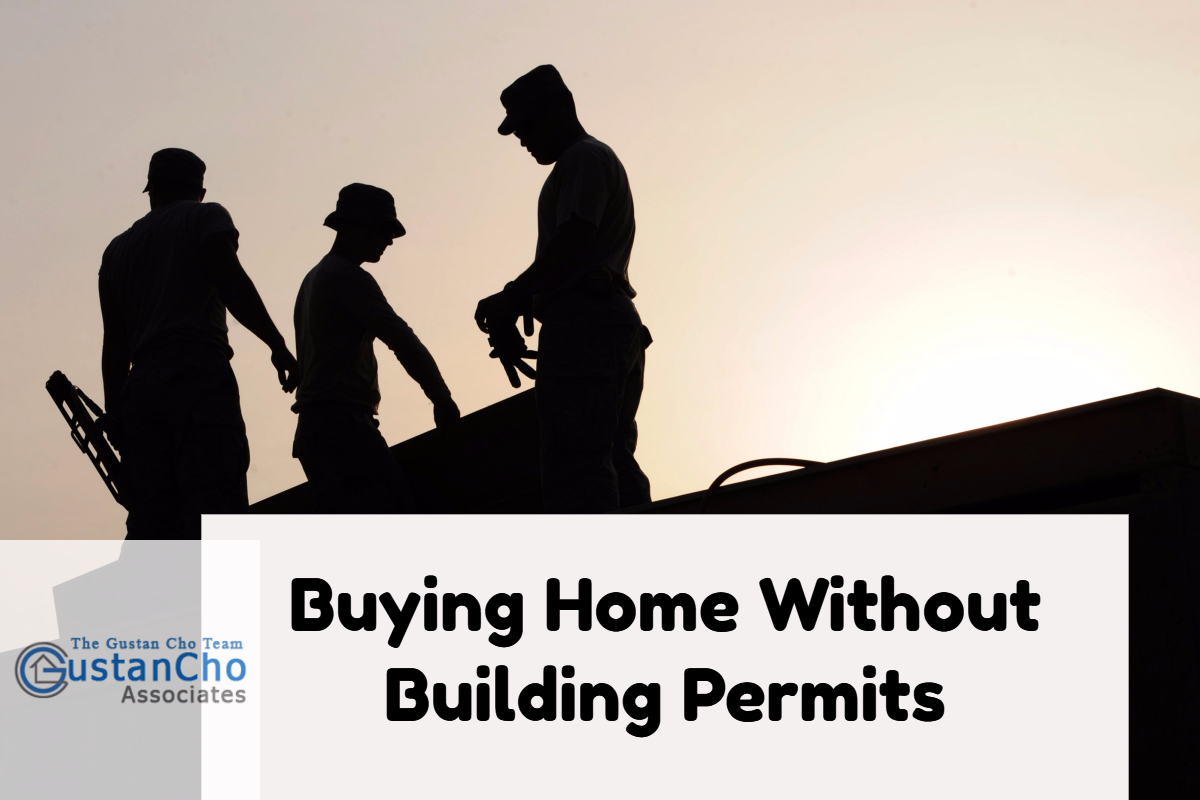 Buying Home Without Proper Building And Construction Permits