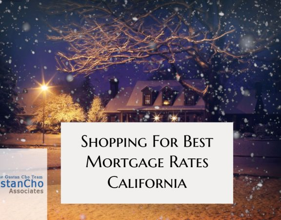 Shopping For Best Mortgage Rates