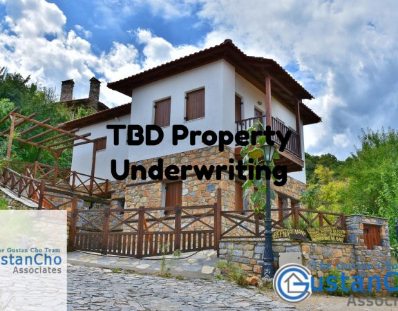 TBD Property Underwriting