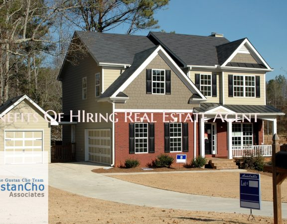 Benefits Of Hiring Real Estate Agent