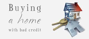Bad Credit Mortgage Loans
