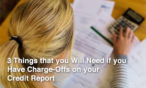 Charge Offs On Credit Report