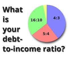 High Debt To Income Ratio