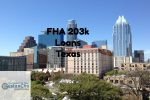 Buying Foreclosure And Fixer Uppers With FHA 203K Loans Texas