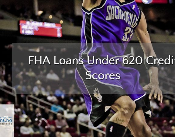 FHA Loans With Under 620 Credit Scores