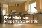 FHA Property Standards: FHA Loans