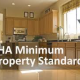 Minimum FHA Property Standards